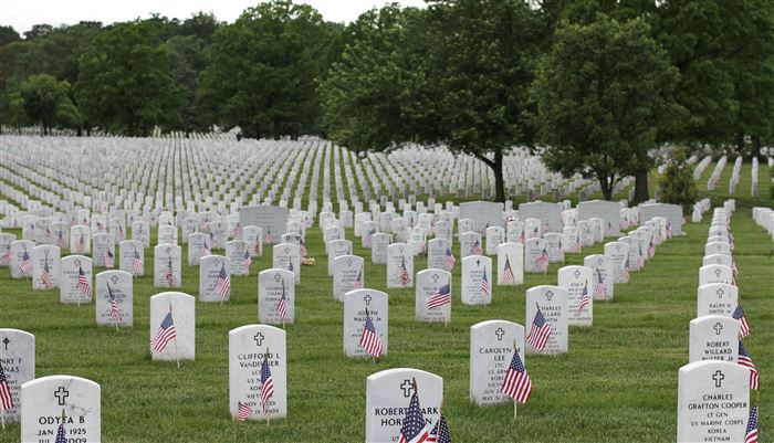 Best Arlington National Cemetery Memorial Day Photos Free