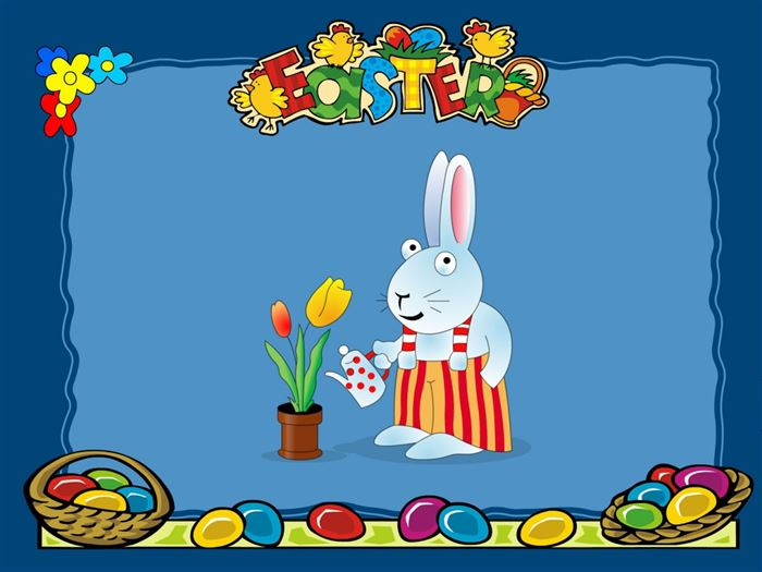 Beautiful Easter Bunny Clipart Images Free