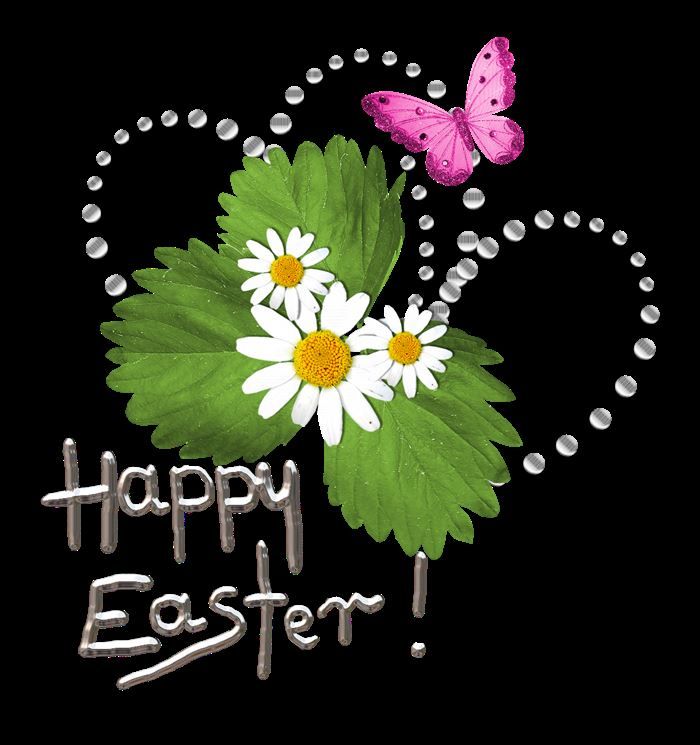 Beautiful Happy Easter Clip Art Images