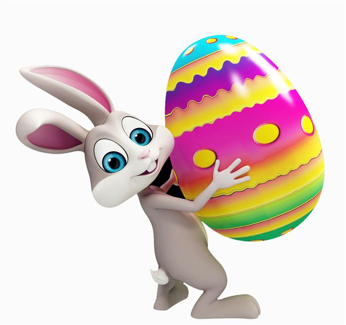 Top Free Easter Bunny Clip Art Microsoft