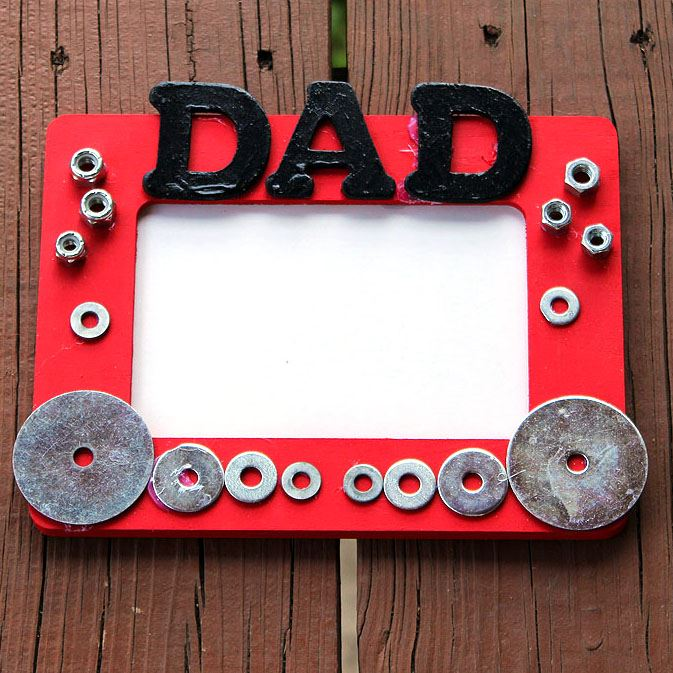 Beautiful Happy Father's Day Picture Frame Ideas