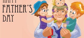 Best Happy Father's Day Banner Clip Art