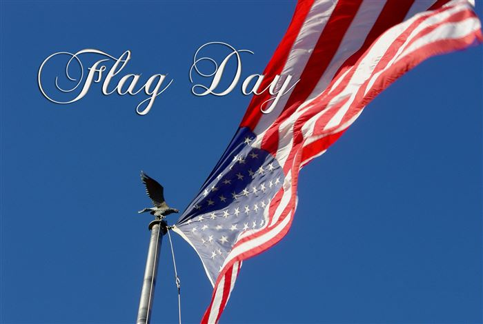 Beautiful USA Flag Day Clip Art Images