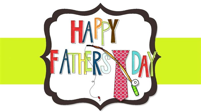 Beautiful Happy Father's Day Clip Art Pictures