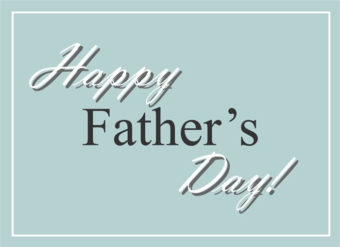 Unique Happy Father's Day Clip Art Pictures