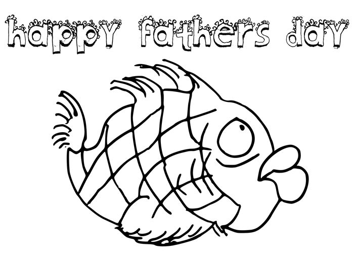Free Printable Happy Father's Day Clip Art