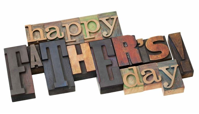 Free Vintage Happy Father's Day Clip Art