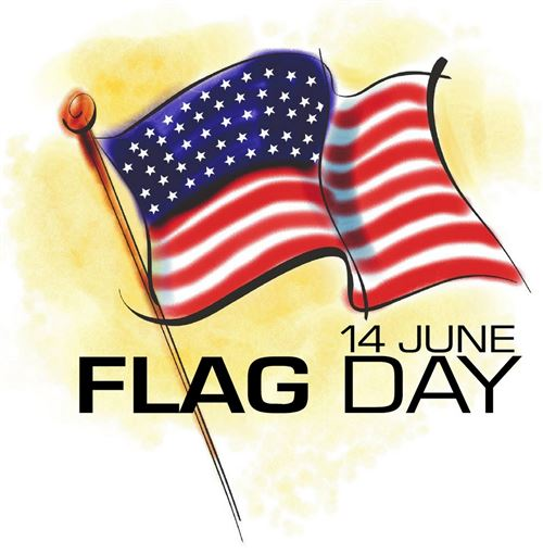 Top Beautiful Happy Flag Day June 14th Pictures