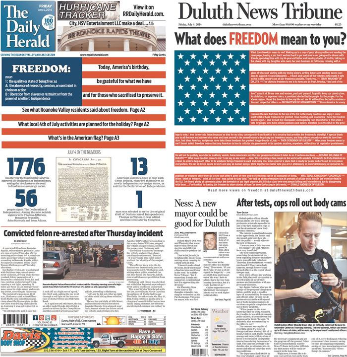 Best Flag Day Chicago Tribune Puzzle Page