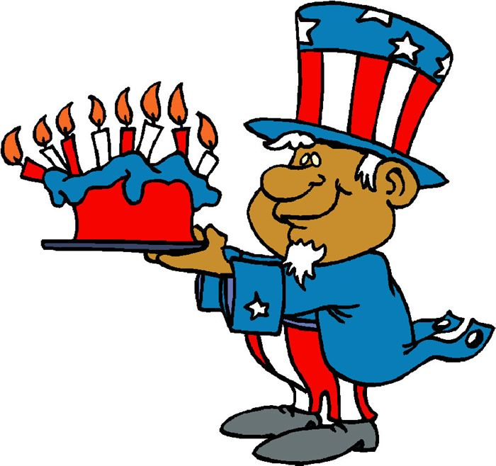 Animated Independence Day Clip Art Free