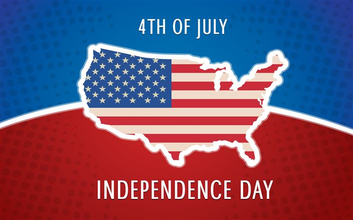Beautiful America Independence Day Facebook Cover Photo