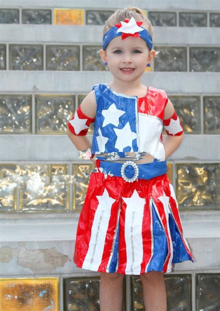 Beautiful Independence Day Fancy Dress Ideas For Kids With Photos