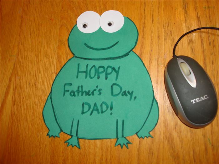 Funny Happy Father's Day Crafts Ideas With Images