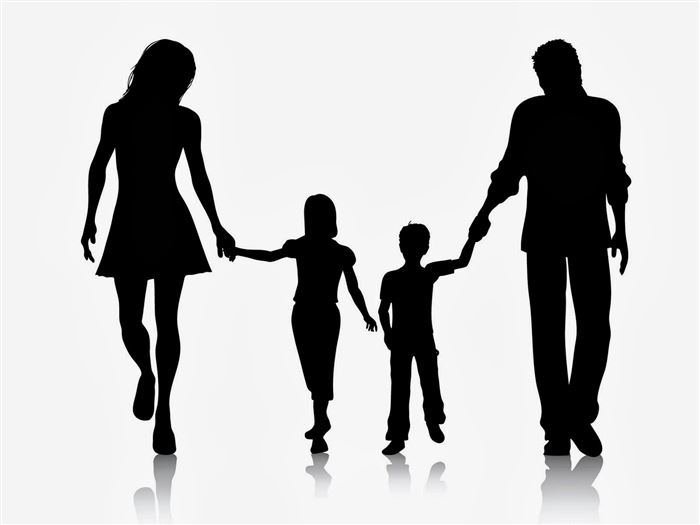 Best Happy Parents Day Clip Art Images