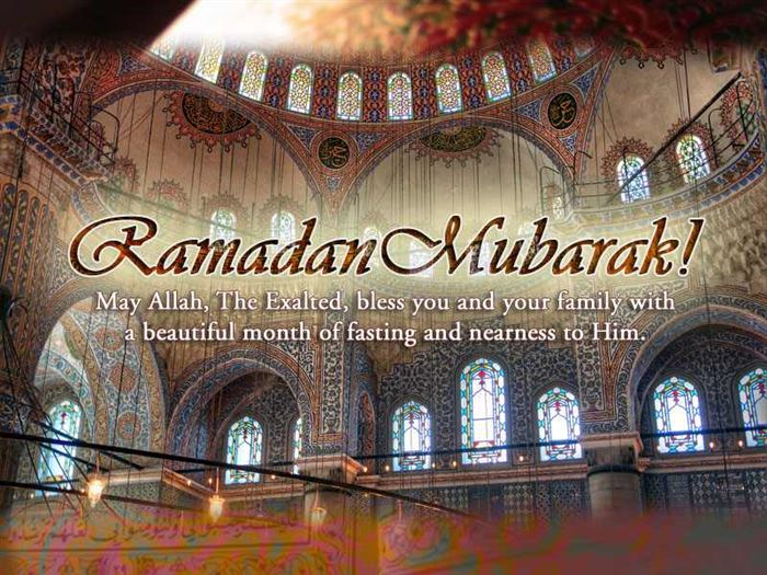 Beautiful Ramadan Mubarak Images For Facebook Share