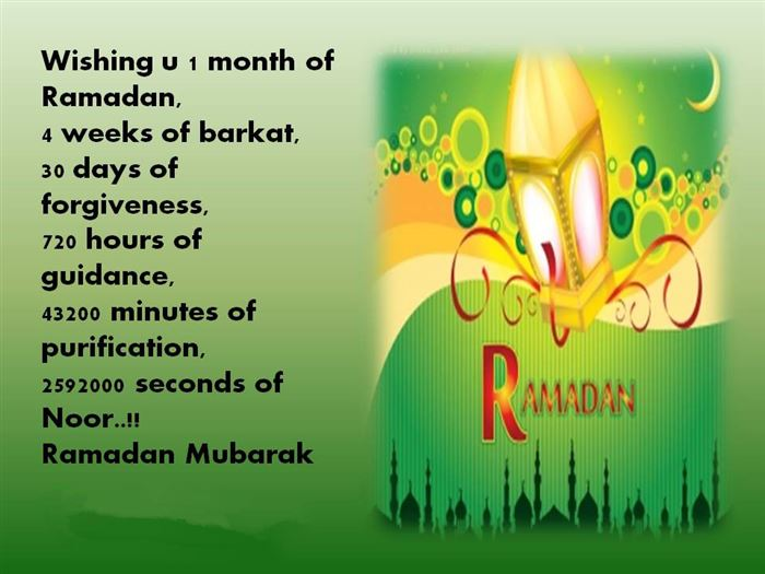 Famous Ramadan Mubarak Pictures With Quotes