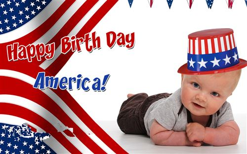 Beautiful USA Independence Day Pictures For Kids