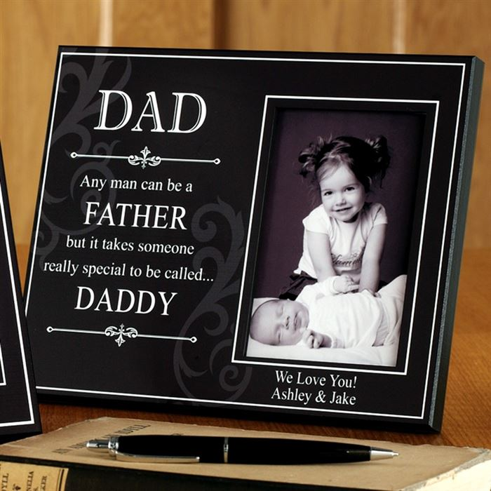 Beautiful Happy Father's Day Picture Frames For Kids