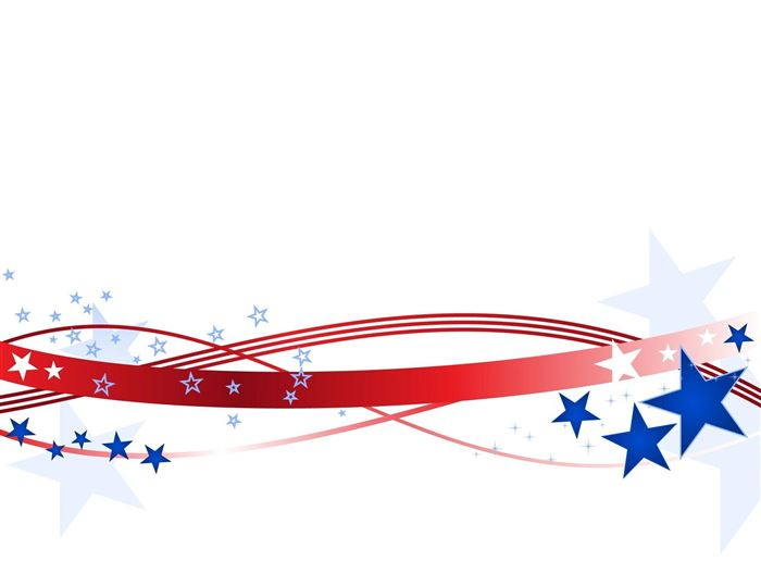 Unique Independence Day Clip Art Borders