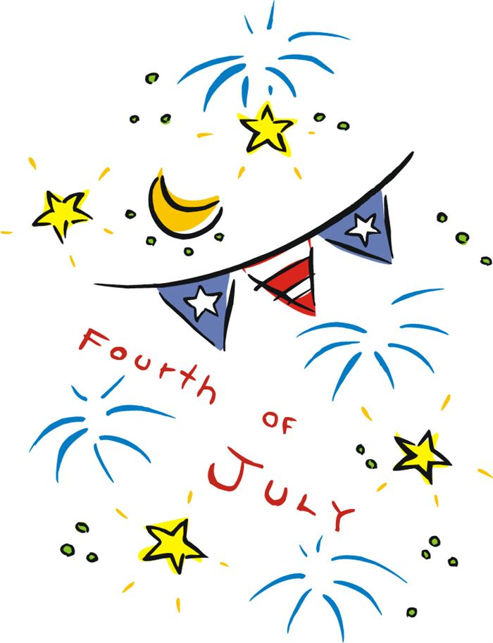 Unique Independence Day Clip Art For Kids