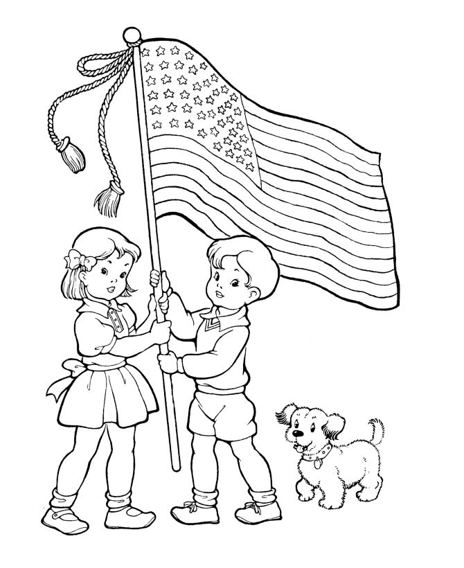 Beautiful Independence Day Clip Art For Kids