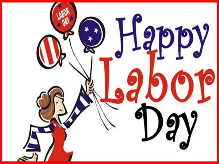Best Happy Labor Day Clip Art Free
