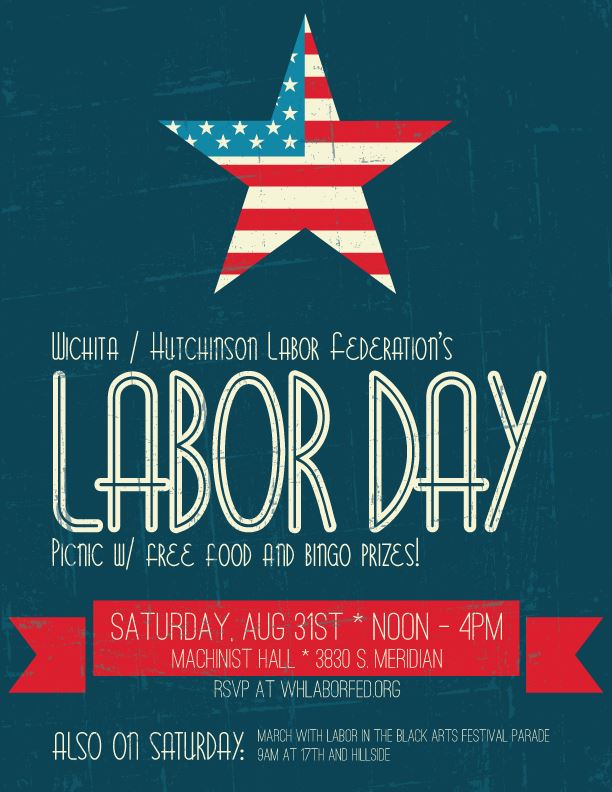 Beautiful Labor Day Posters Photos