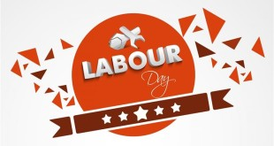 Best Beautiful Happy Labor Day Banner Clip Art