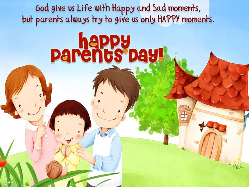 Free Beautiful Happy Parents Day Images For Facebook Post