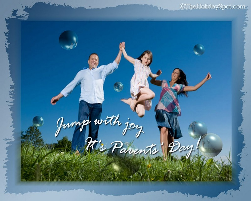 Free Unique Happy Parents Day Images For Facebook Post
