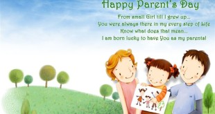 Best Happy Parents Day Images For Facebook Timeline