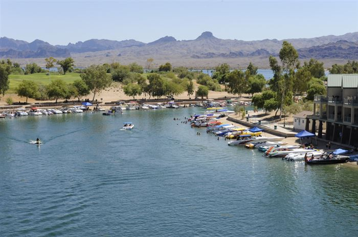 Beautiful Havasu Lake Labor Day Photos