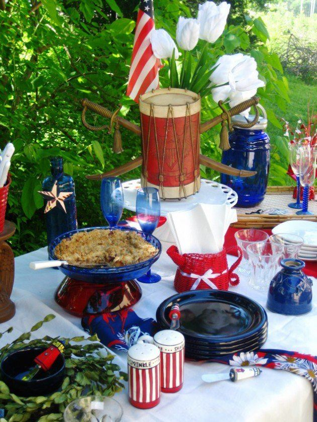 Best Labor Day Picnic Decorating Ideas