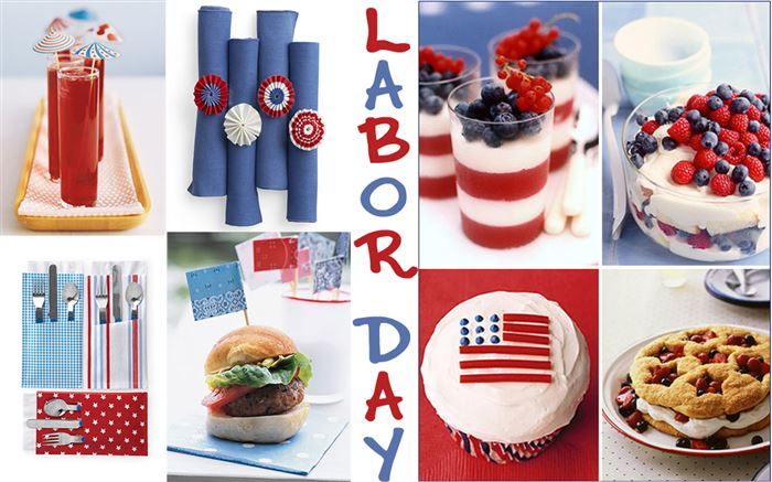 Unique Labor Day Picnic Decorating Ideas