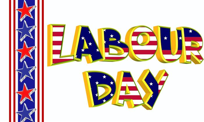 Free Beautiful Happy Labor Day Clip Art Graphics