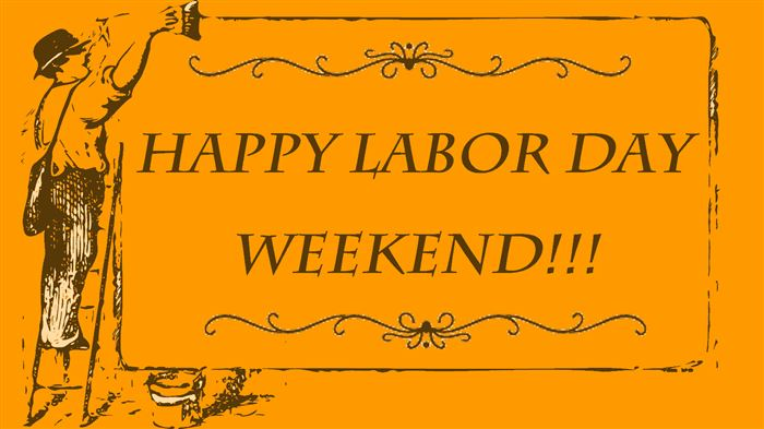 Unique Happy Labor Day Images Clip Art