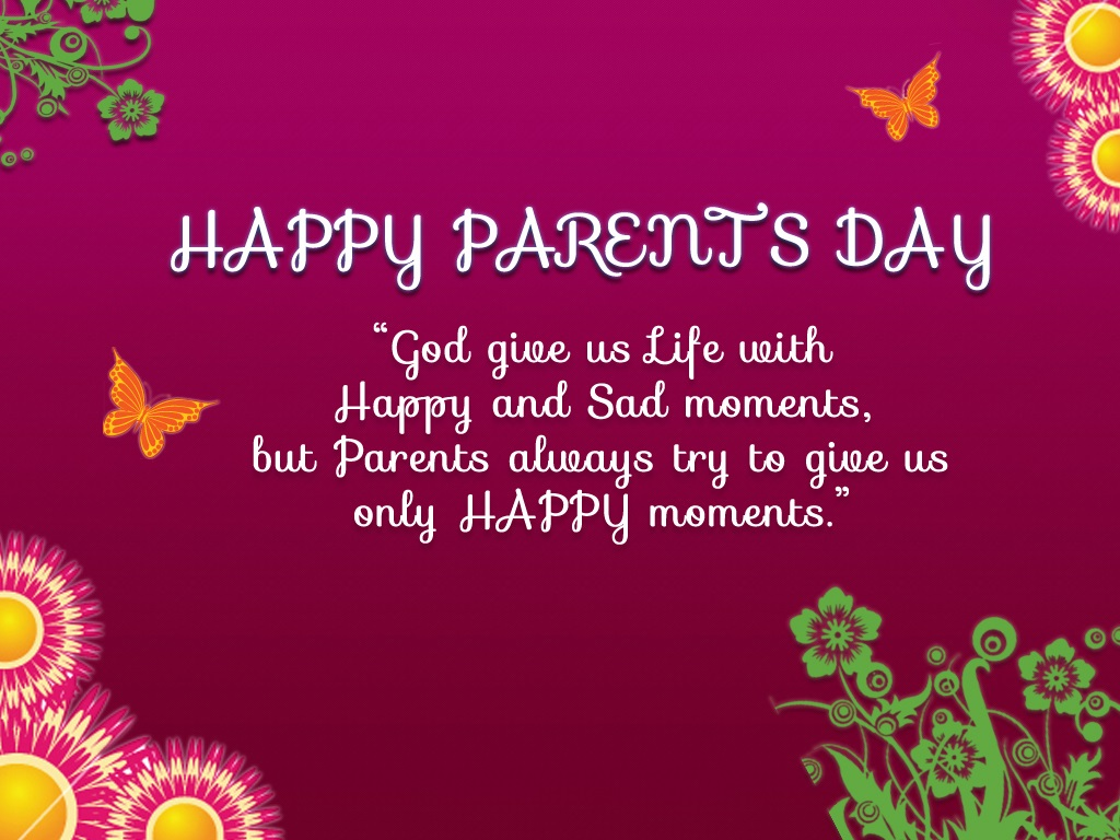 Free Happy Parents Day Pictures For Facebook Shared