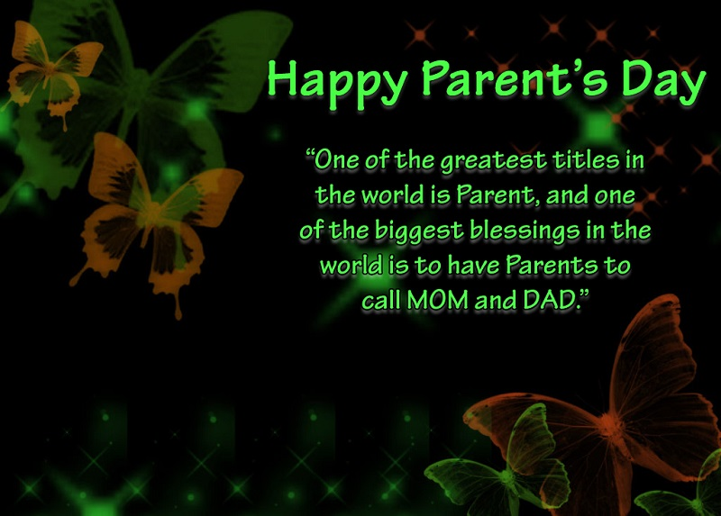 Beautiful Happy Parents Day Pictures For Facebook Shared