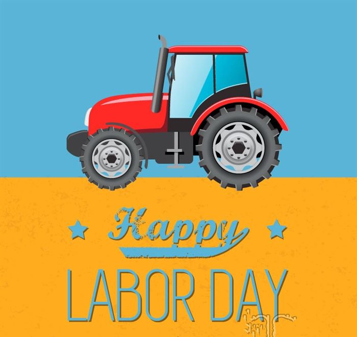 Beautiful Labor Day Cartoon Images Free