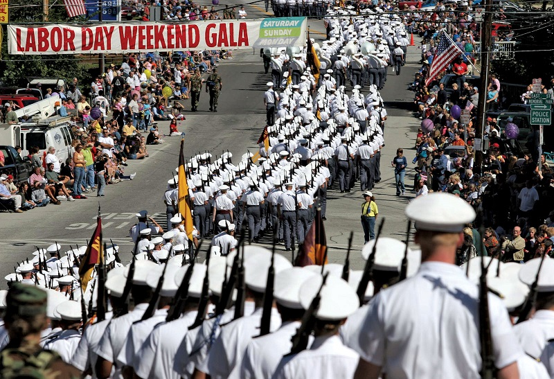 Top Pictures Of Labor Day Celebration