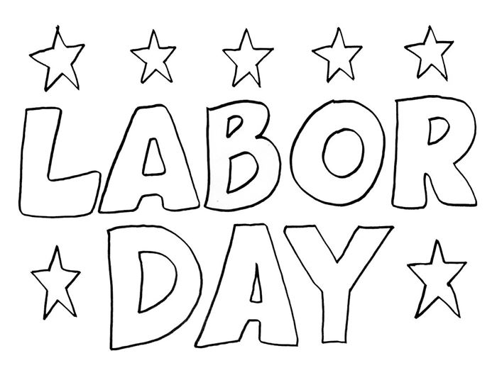 Top Printable Pictures For Labor Day