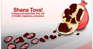 Beautiful Rosh Hashanah Images For Facebook Cover