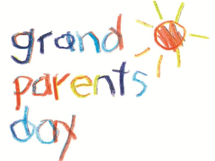 Meaningful Grandparents Day Graphics Clip Art