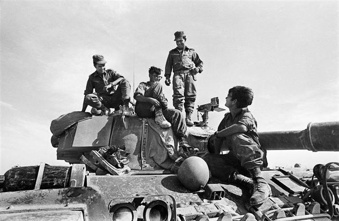 Best Images Of Yom Kippur War