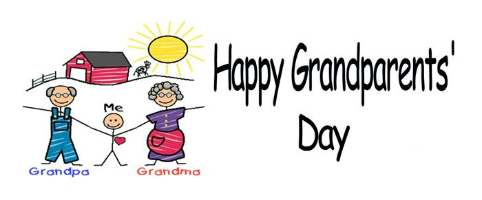 Best National Grandparents Day Clip Art