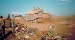Best Photos Of Yom Kippur War