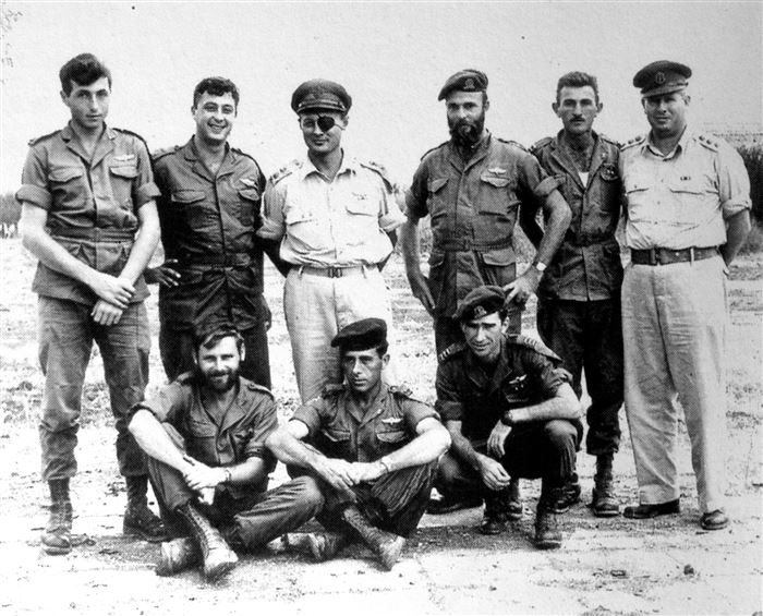 Uncommon Yom Kippur War Military Photos