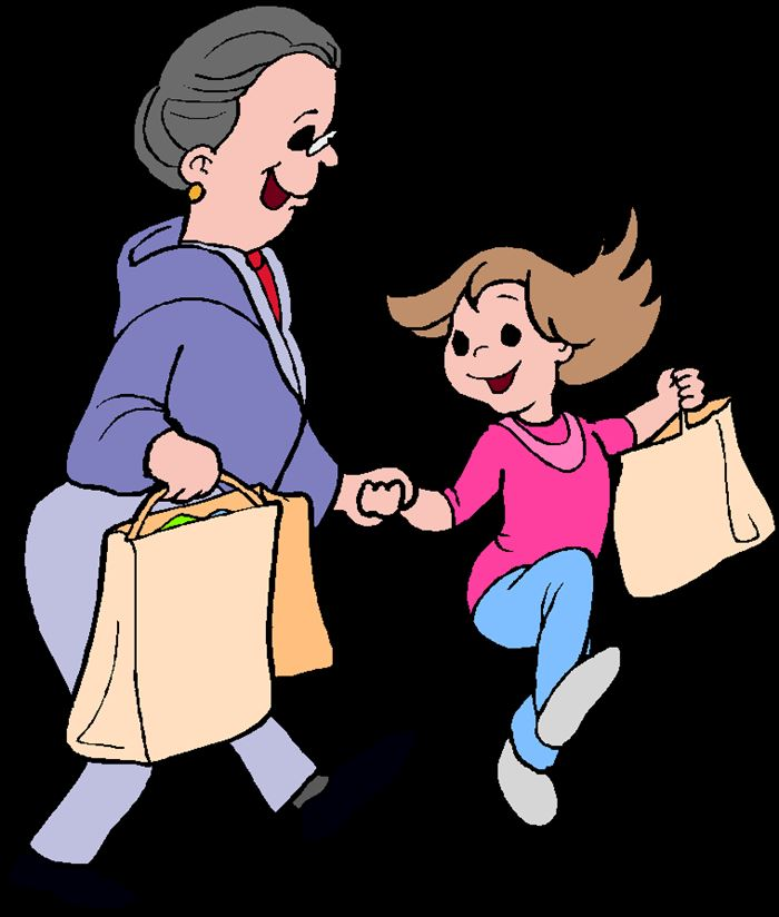 Beautiful Grandparents Day Clip Art Pictures