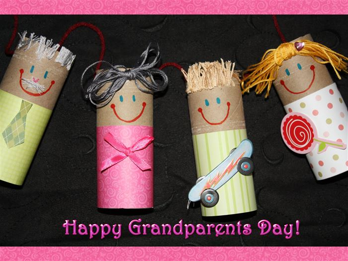 Best Free Grandparents Day Clip Art Pictures