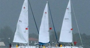 Beautiful Columbus Day Regatta Pics